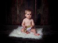 Portraits of Babies and Toddlers