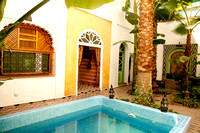 Maison Arabo Andalouse: Marrakesh Morroco